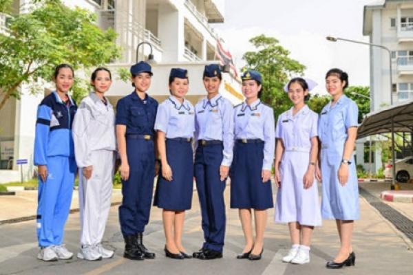 วิทยาลัยพยาบาลทหารอากาศ  รับสมัครนักเรียนพยาบาลทหารอากาศ ประจำปี 2560