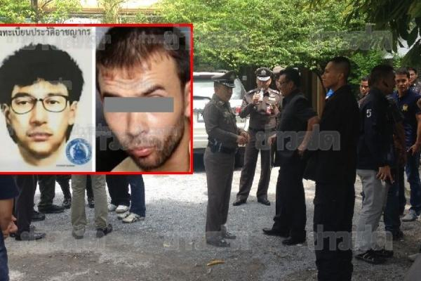 รวบแล้ว!! หนุ่มตุรกี ผู้ต้องสงสัยบึ้มราชประสงค์ พร้อมวัตถุประกอบระเบิดจำนวนมาก!