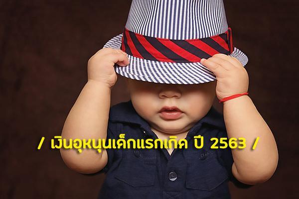 เปิดลงทะเบียน เงินอุดหนุนเด็กแรกเกิด ปี 2563 เริ่มลงทะเบียนแล้ววันนี้