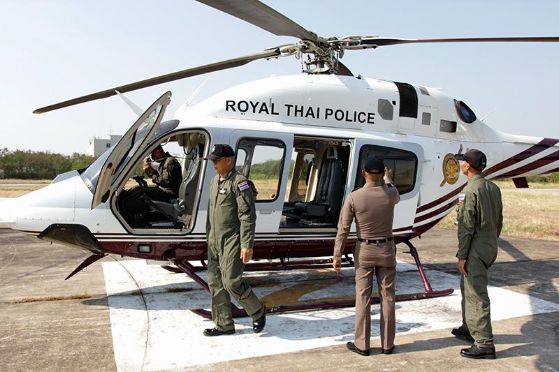 กองบินตำรวจ รับสมัครสอบบรรจุเป็นข้าราชการ 30 อัตรา